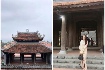 Đến thăm đền Cao An Phụ thắng cảnh nức tiếng đất Kinh Môn HảiDương