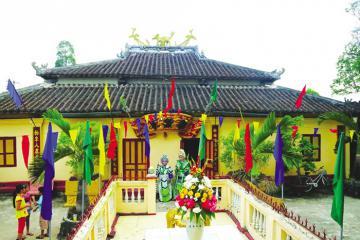 Khám phá đình Tân Lộc Đông - ngôi đình cổ kính có tuổi đời gần 100 năm