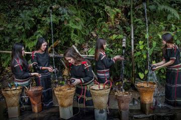 Du lịch Quảng Trị ghé thăm giếng cổ Gio An chiêm ngưỡng báu vật 5.000 năm tuổi