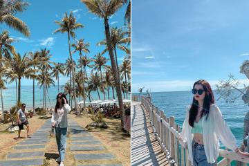 Kinh nghiệm đi Hòn Dừa Phú Quốc tắm mát và lặn biển ngắm san hô