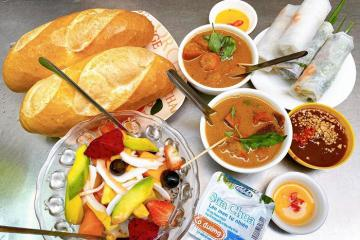 'Đã cơn thèm' với những khu ẩm thực ở Sài Gòn HOT nhất hiện nay