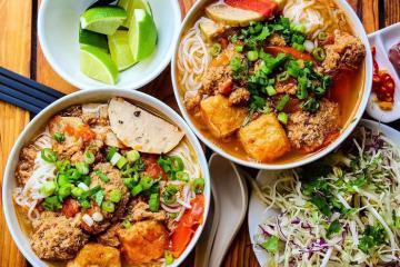 'Truy lùng' những món bún ngon ở Hà Nội, chỉ cần nghe tên là thèm