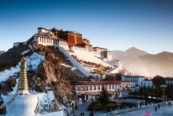 Hướng dẫn du lịch Lhasa - trung tâm văn hóa Phật giáo ở Tây Tạng