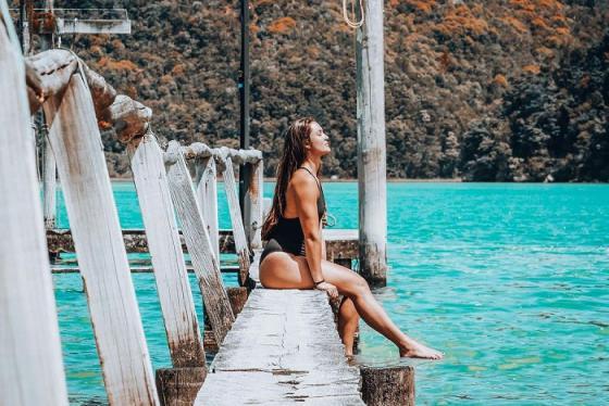 Công viên Quốc gia Abel Tasman - thiên đường cho những người yêu biển ở New Zealand