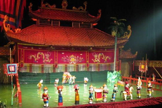 Thăm làng rối nước Thanh Hải - điểm đến truyền thống đặc sắc ở Hải Dương