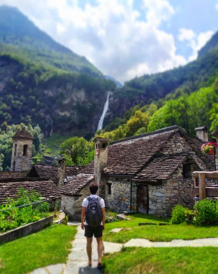 Travel to Ticno in the summer - When to travel to Switzerland