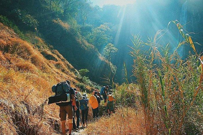 Kinh nghiệm  Trekking Tà Đùng