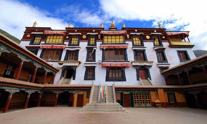 Tu viện Drepung - Hướng dẫn du lịch Lhasa