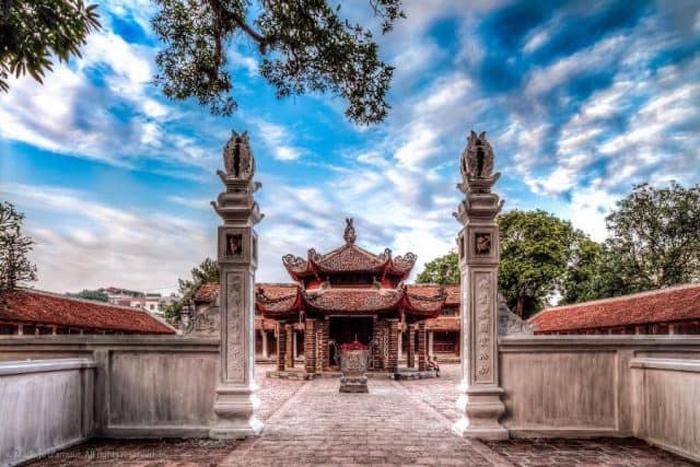 Những ngôi chùa cầu duyên ở Hà Nội - Vẻ đẹp cổ kính