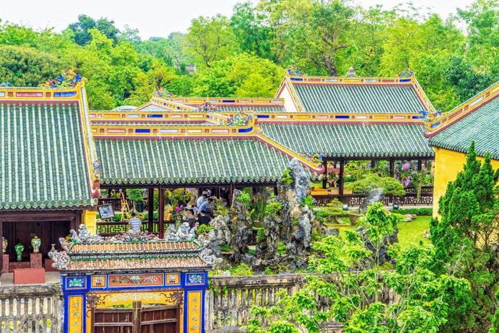Explore Co Ha garden - located in Thuan Thanh ward