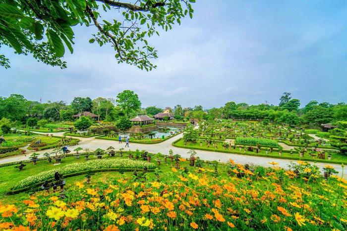 Explore Co Ha garden - Thuong Uyen Garden