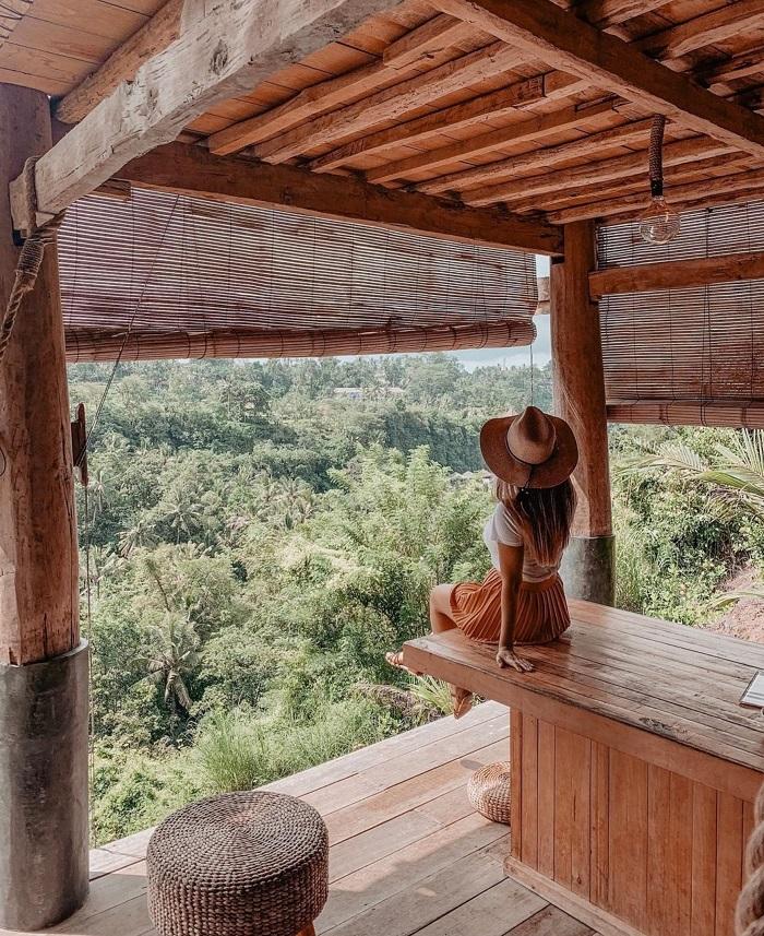Một căn biệt thự trong khu nghỉ dưỡng - Zen Hideaway Bali