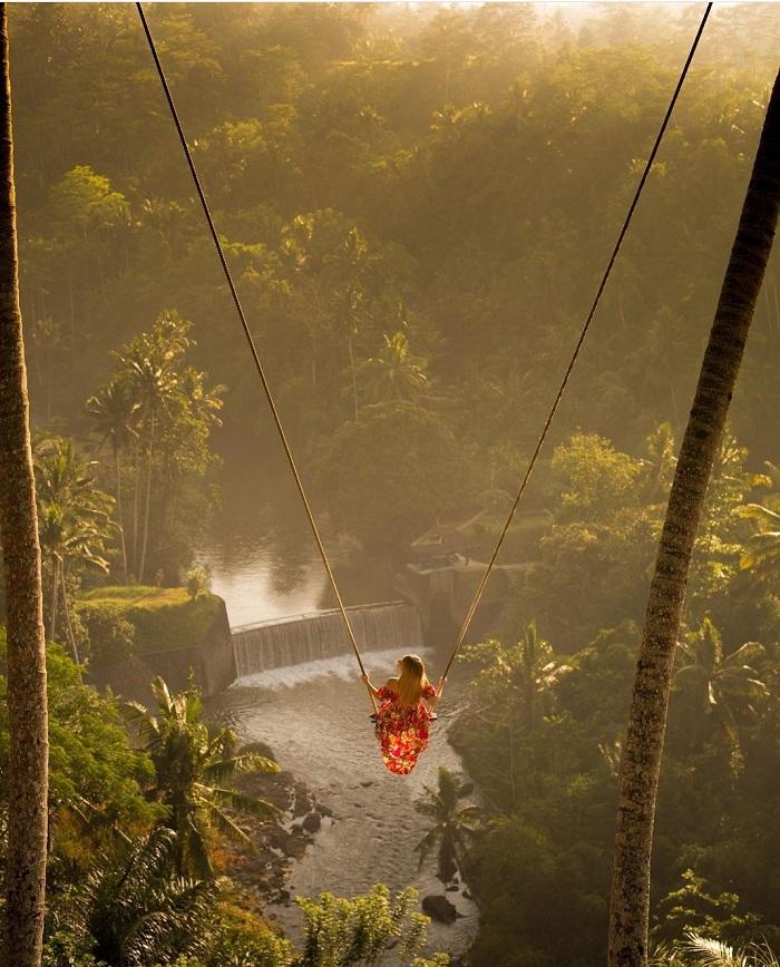 Kết quả là một bức ảnh thực sự ấn tượng Zen Hideaway Bali