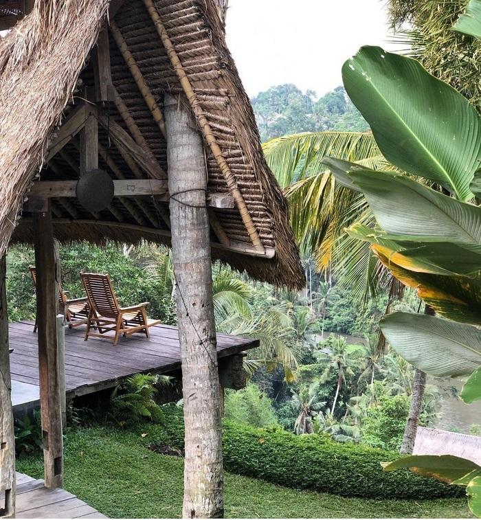 Homestay này khá nổi trên airbnb Zen Hideaway Bali