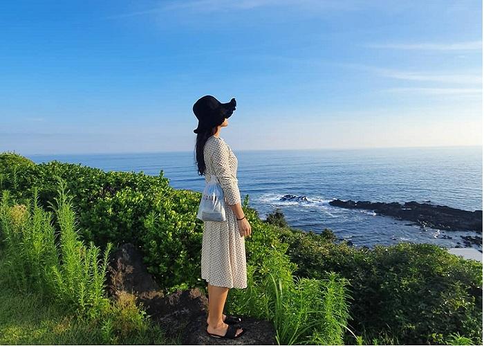 Những trải nghiệm tuyệt vời khi du lịch tại biển Jungmun Jeju