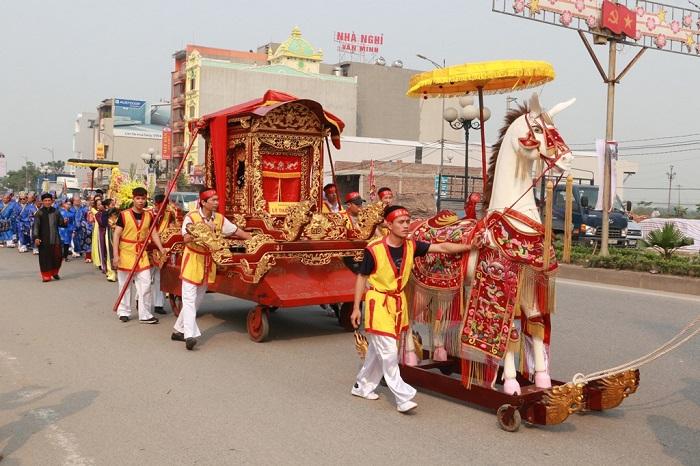 festivals in Bac Ninh