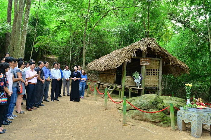 Khám phá 7 di tích nổi tiếng trong quần thể khu di tích Tân Trào