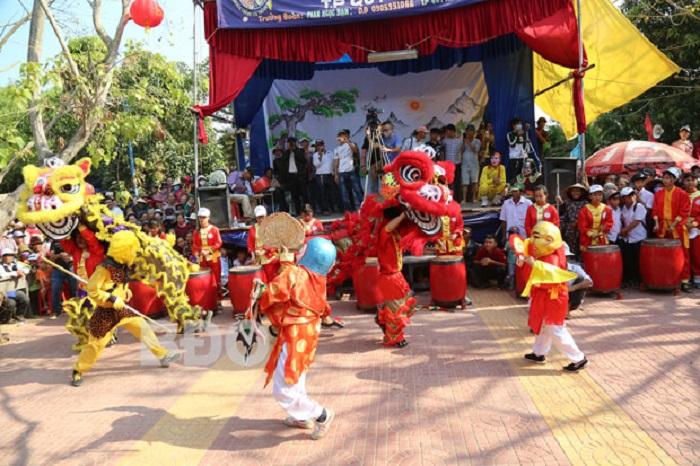 Rộn ràng các lễ hội Bình Định đặc sắc nhất