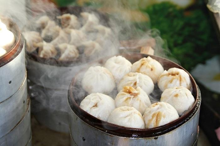 Siu mai là món ăn đường phố ở Hong Kong bạn nhất định phải thử