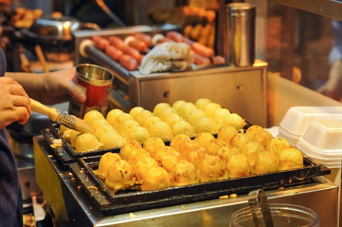 Món cá viên chiên Hong Kong