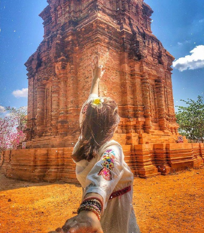 Traveling Binh Thuan, do not forget the extremely interesting Cham culture
