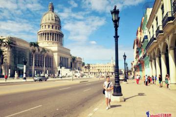 Kinh nghiệm đi Havana, thành phố tuyệt đẹp của Cuba