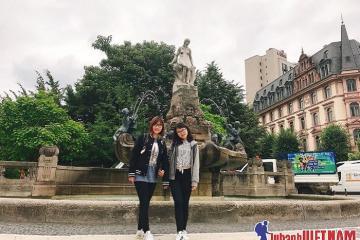Khám phá những điểm du lịch hấp dẫn tại thành phố Frankfurt