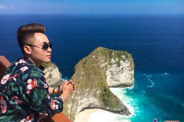 Bali đẹp không 'góc chết' qua chuyến đi của chàng trai Việt