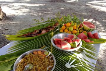 Maldives không chỉ đẹp mà còn có những món ngon khó cưỡng