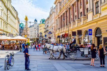 Tìm hiểu về lịch sử qua những điểm đến cổ kính ở thủ đô Vienna Áo