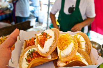 Ấm bụng với những khu phố ẩm thực ở Bangkok