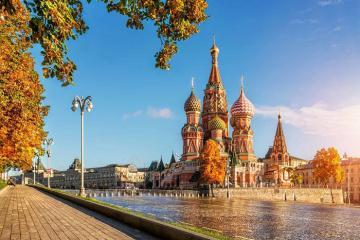 Chiêm ngưỡng mùa thu đẹp nhất thế giới tại những địa điểm du lịch nổi tiếng ở Nga