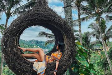 Ubud Bali xinh đẹp bỏ 'bùa yêu' du khách quên lối về