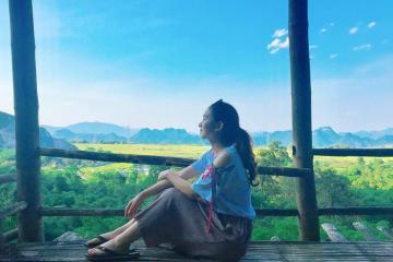 Mai Châu - thung lũng xanh đẹp đến nao lòng