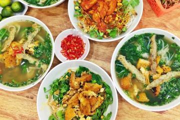 Hấp dẫn những món ăn đặc sản Thái Bình