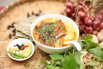 Món cháo lươn xứ Nghệ và những địa chỉ ăn cháo lươn ngon nức tiếng