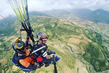 Đèo Khau Phạ - một trong tứ đại đỉnh đèo của Tây Bắc
