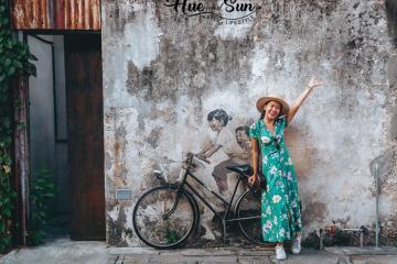 Theo chân Travel Girl xinh đẹp mách bài trải nghiệm Penang, bỏ lỡ 6 điều này sẽ uổng cả đời đó nha!