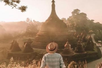 Choáng ngợp trước vẻ đẹp của những điểm du lịch ít ai biết tại Myanmar