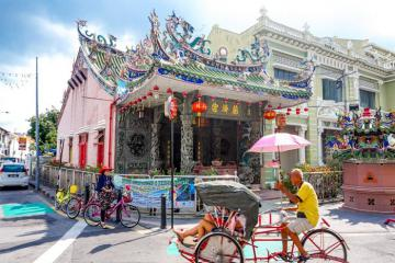 5 lý do dẫn lối bạn nên đi du lịch George Town Penang