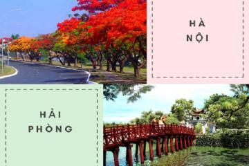 Cách di chuyển từ Hải Phòng đi Hà Nội đầy đủ, tiết kiệm chi phí