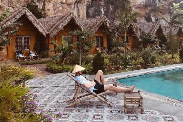 Truy lùng 7 homestay Ninh Bình giá rẻ mà khung cảnh siêu yêu