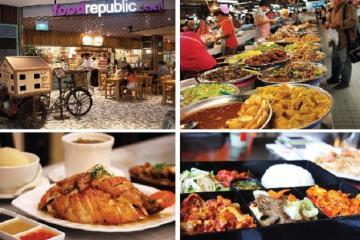 List 5 khu ẩm thực Kuala Lumpur nổi tiếng nhất định phải ghé qua khi tới Malaysia du lịch