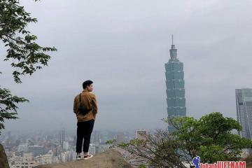 Hành trình khám phá Đài Loan đáng nhớ của chàng trai đến từ Sài Thành