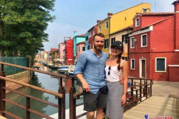 'Thanh xuân' hãy để một lần được tới nước Ý cùng người mình yêu