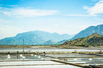 Nhất định phải ghé thăm Làng Chài Ninh Thuận đôi ba lần