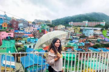 Khám phá làng văn hóa Gamcheon Hàn Quốc có gì hay?