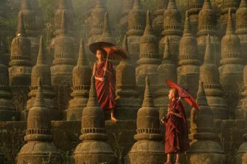 """Ghé thăm Mrauk U – thiên đường cổ tích """"bị quên lãng"""" tại Myanmar"""