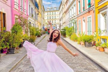 Khó quên với những con phố đẹp nhất Paris