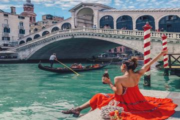 Nhưng lưu ý khi đi du lịch Ý, kinh đô thời trang họa lệ